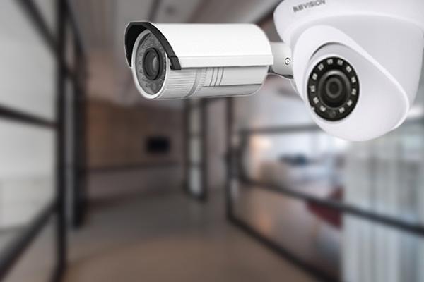 Cámaras vigilando ADT