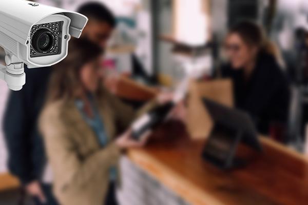 Vigilancia de comercio ADT